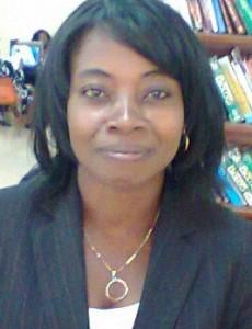 Roseline Ngozi Okwor [Senior Librarian]