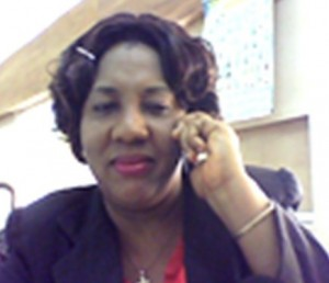 Anthonia N. Ejikeme (Ph.D) [Senior Librarian]