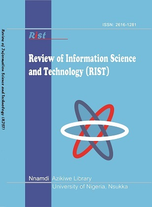 RIST Cover Page